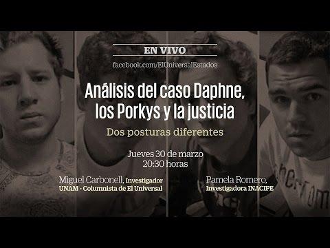 Análisis del caso Daphne, los porkys y la justicia