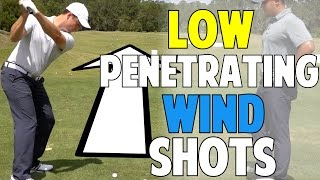 How to Hit Low Penetrating Shots Into the Wind screenshot 3