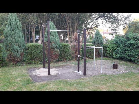 Jak zbudować swój własny park do ćwiczeń
