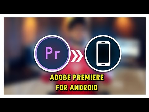 Adobe Premiere In Android , Dubbing Tutorial, Editing Prob & Solution (HINDI)