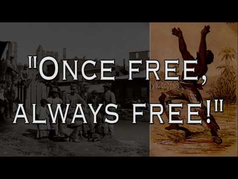 "The Dred Scott Case | ""Once Free, Always Free"""