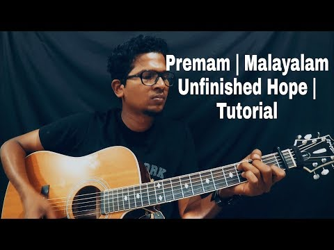How To Play | Premam - Unfinished Hope BGM | Part-2 | Isaac Thayil | Malayalam | Guitar | Strumming
