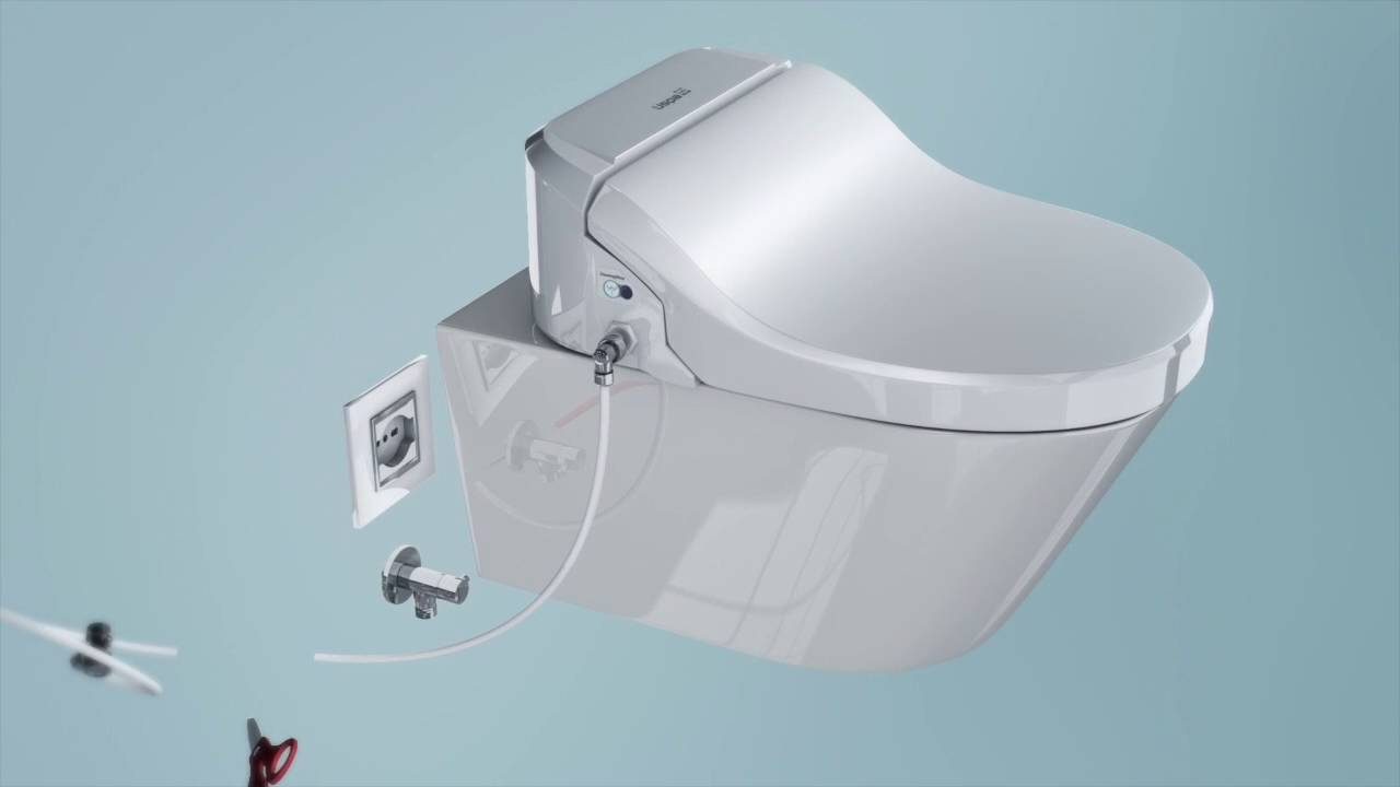 Comment Installer Toilette Suspendu comment installer son abattant de wc japonais ?