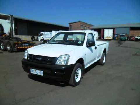 2005 ISUZU KB SERIES 250D LWB Auto For Sale On Auto Trader South Africa
