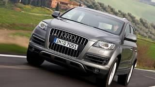 Обзор и Тест-драйв Audi Q7 2007