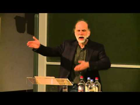 Bruce Schneier - ICSS2015