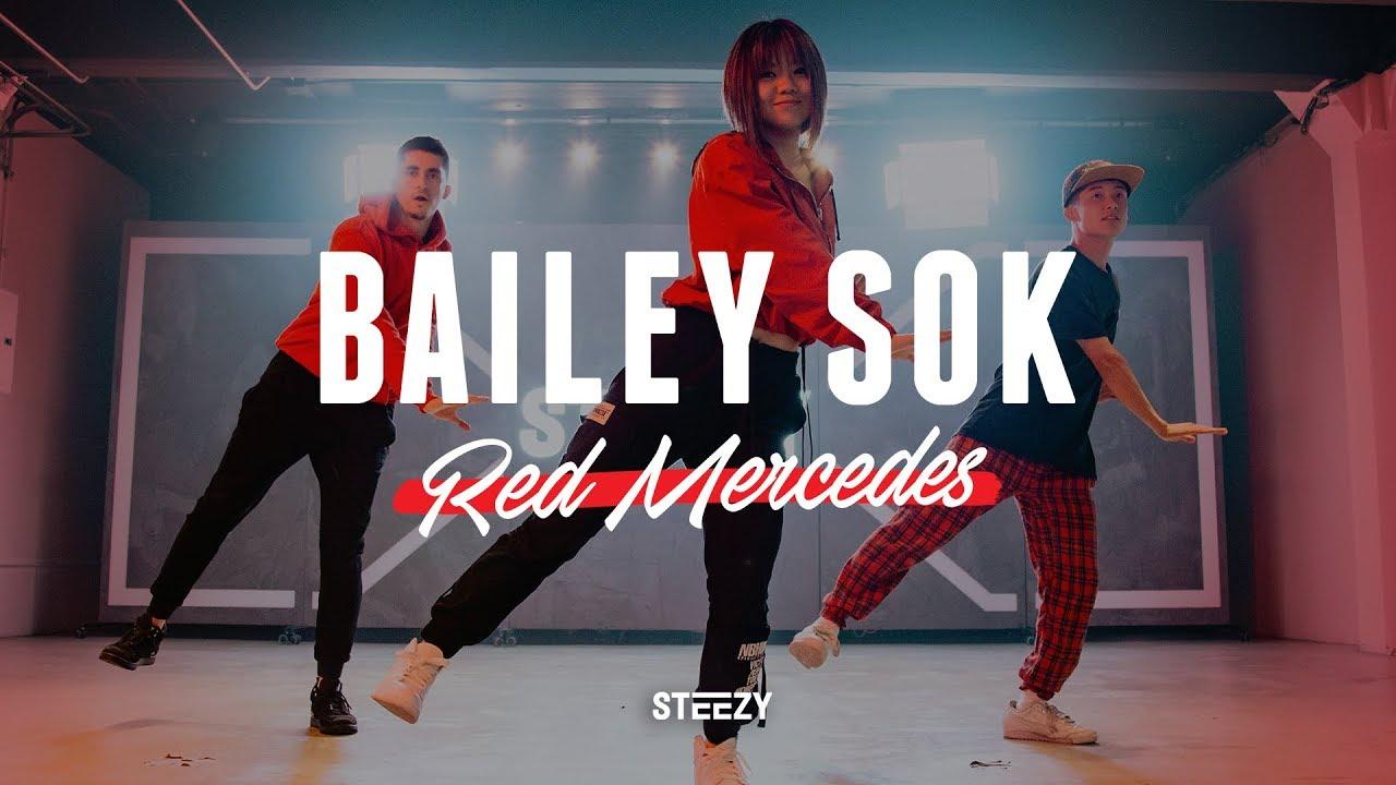 Download REDMERCEDES - Aminé | Bailey Sok Choreography | STEEZY.CO