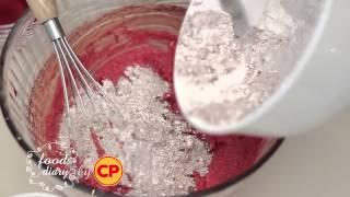 Studio Kitchen By Cp : Ice-cream Sandwich Red Velvet Cookies