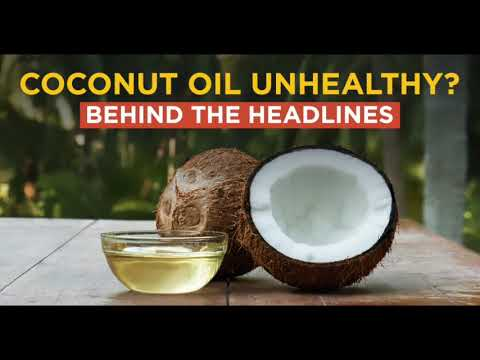 Dr Glidden Discusses The Truth About Coconut Oil