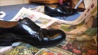 Air Cadet Instructional Ping Shoe Polish