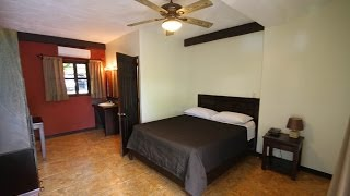 Video of the Single Rooms at Roca Sunzal in El Salvador