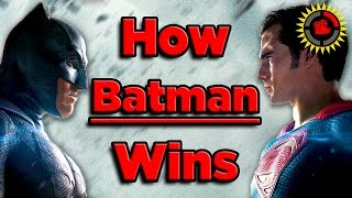 film theory how batman beats superman batman v superman