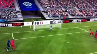 FIFA 13 - Toure 45 Yard Free Kick