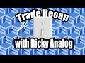 Flipping Bias on a Trade - $AMZN Trade Recap with Ricky Analog