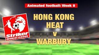 World League Week 8 Hong Kong v Warbury