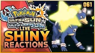 LIVE SHINY HOUNDOOM REACTION! Pokemon Ultra Sun & Ultra Moon Live Shiny Pokemon Reaction!