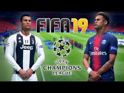 FIFA 19 FR | PSG - JUVENTUS (Ligue des Champions)