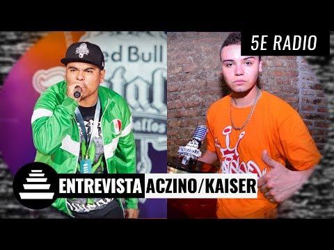 ACZINO & KAISER / Entrevista Completa - El Quinto Escalon Radio (22/5/17)