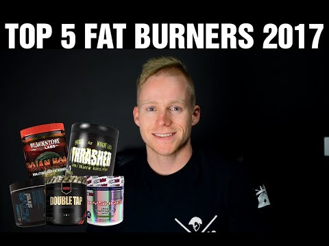 Top 5 Best Fat Burner Supplements to Lose Weight 2017