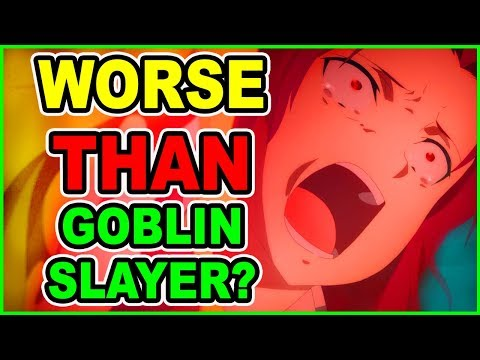 SAO Scene WORSE Than Goblin Slayer? | Sword Art Online Alicization