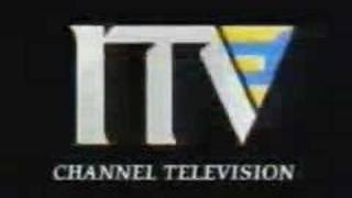 CTV - Channel Television - unused 1989 ITV Generic Ident