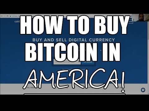 Buying Bitcoin In United States
