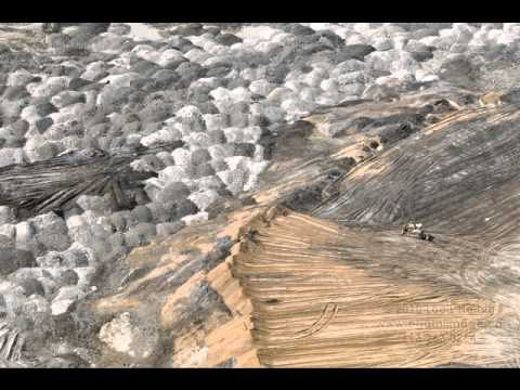 Beautiful Destruction - Alberta Tar Sands Aerial Photographs (short Version)