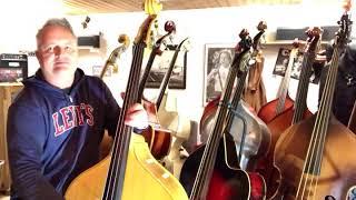 2012 Slapin´ B Big Bullfiddle upright bass 4/4 - 2