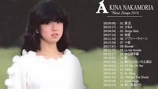 Best Song Japanese New 2018 - 中森明菜 人気曲   ヒットメドレー   中森明菜 スーパーフライ   Akina Nakamori New Songs 2018