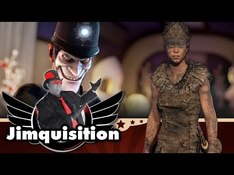The Joykilling Culture Of 'AAA' Games (The Jimquisition)