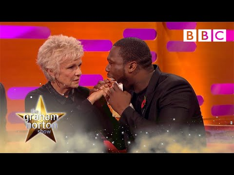 Thumbnail: Julie Walters feels 50 Cent's gun shot wounds - The Graham Norton Show: Series 18 Episode 7 - BBC