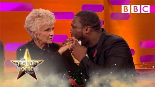 Download Julie Walters feels 50 Cent's gun shot wounds   The Graham Norton Show - BBC Mp3 and Videos