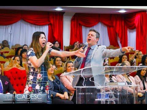Presença - Jackson e Talita - 4º Dia - 24º Congresso da CIBESC