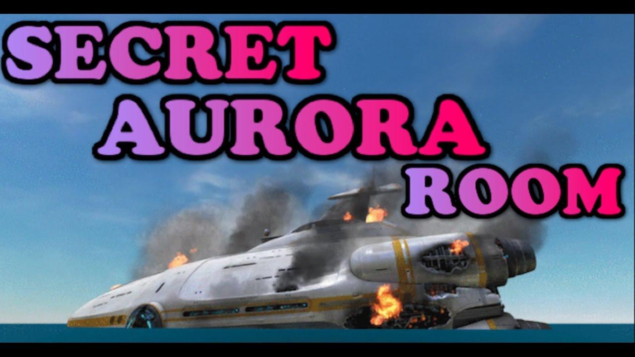 Subnautica Secret Hidden Aurora Room Secret Door Code Youtube