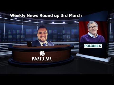 Crypto daily News Bank of England, Bill gates, Poloniex, taxes and more