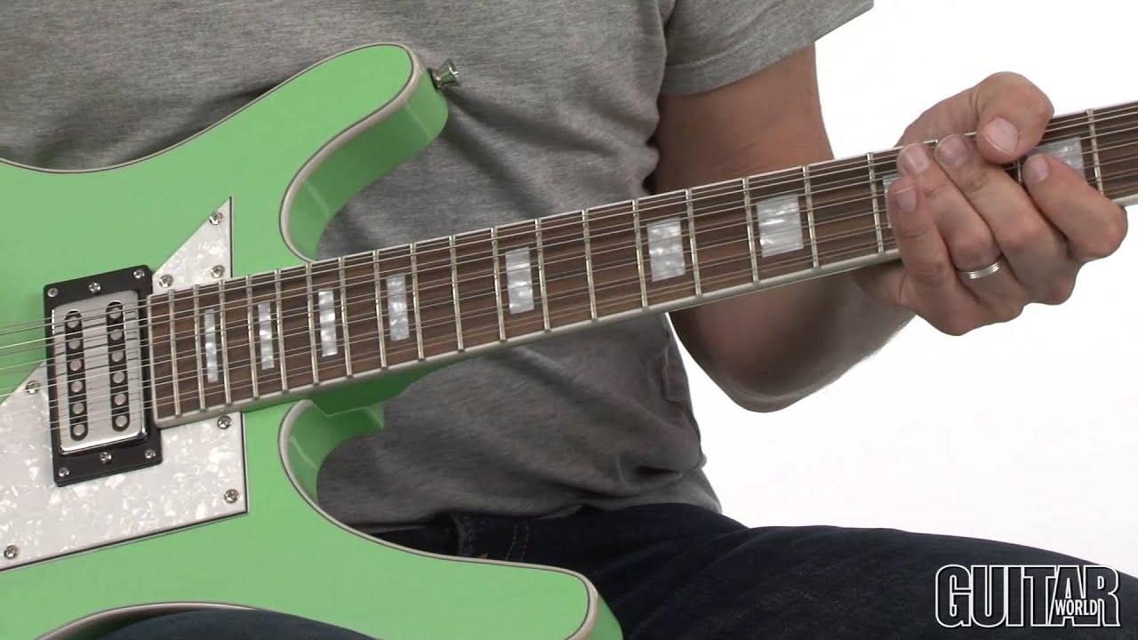 musicvox mi 5 12 string electric guitar youtube. Black Bedroom Furniture Sets. Home Design Ideas