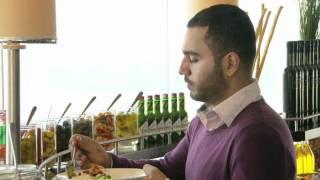 Hyatt Regency Dubai - Al Dawaar Restaurant