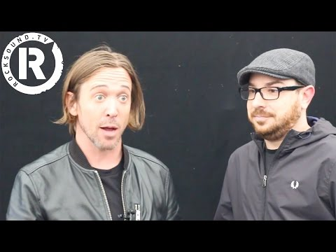 Billy Talent + Alexisonfire - Remember That Time I... Interview