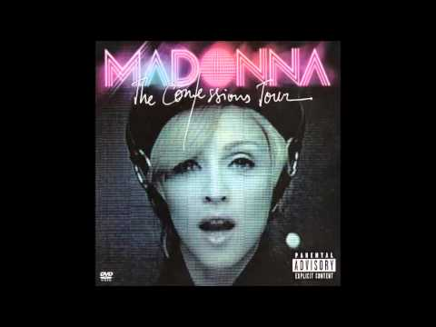 Madonna  Sorry Confessions Tour Album Version