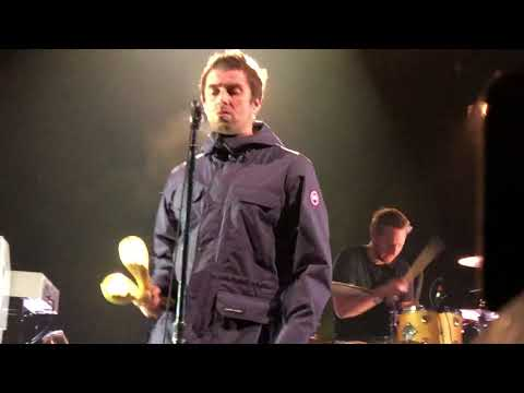"LIAM GALLAGHER  Live in Central Park 5-16-2018 ""For What Its Worth"""""