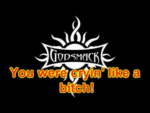 Godsmack - Crying Like A Bitch (Lyrics)