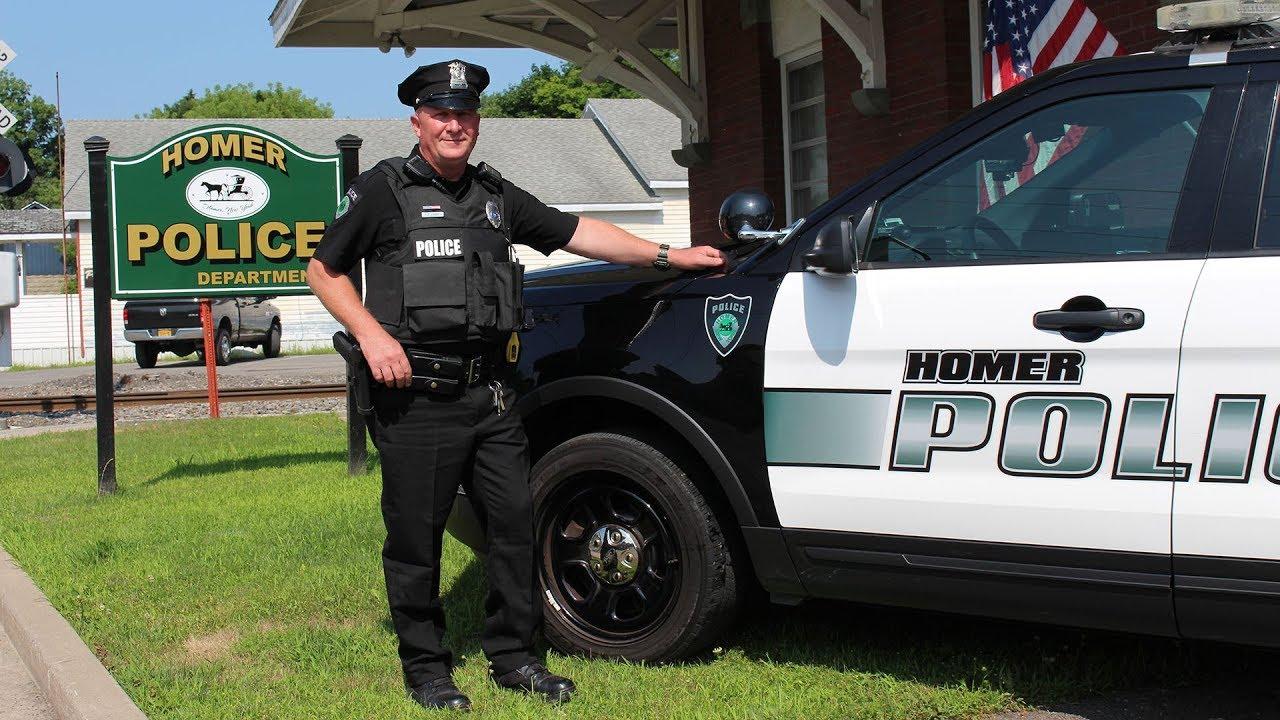Pre-Employment Police Basic Training Program | Cazenovia College