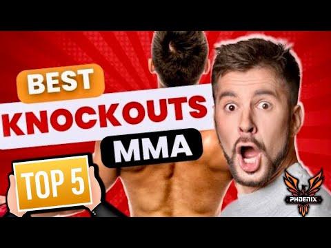 PHOENIX's Best Knockouts   Roman Wehbe vs Yusuf Abu Shreek