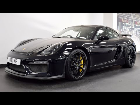 CAN THE PORSCHE GT4 REALLY BE BETTER THAN A 911??