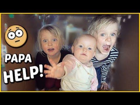 XL MEGA FORT BOUWEN 💪 | Bellinga Familie Vloggers #1337