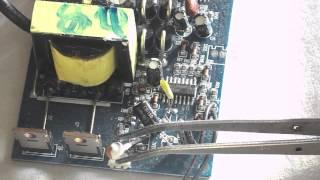 видео Промышленный инвертор 12-220 вольт
