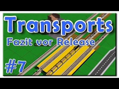 Fazit vor Release | S2 #7 | Let's Play Transports | Angespielt | [HD] | Deutsch Cigar0
