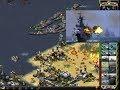 Red Alert 2 - Naval war on sea map
