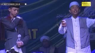 "SYUBBANUL MUSLIMIN"" Ayo move on & cinta diatas sajadah"" LIVE KARAWANG BERSHOLAWAT"
