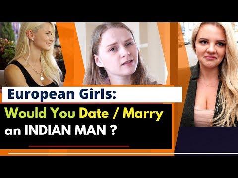 European Girls: Would You Marry Or Date An Indian Man? | Karolina Goswami